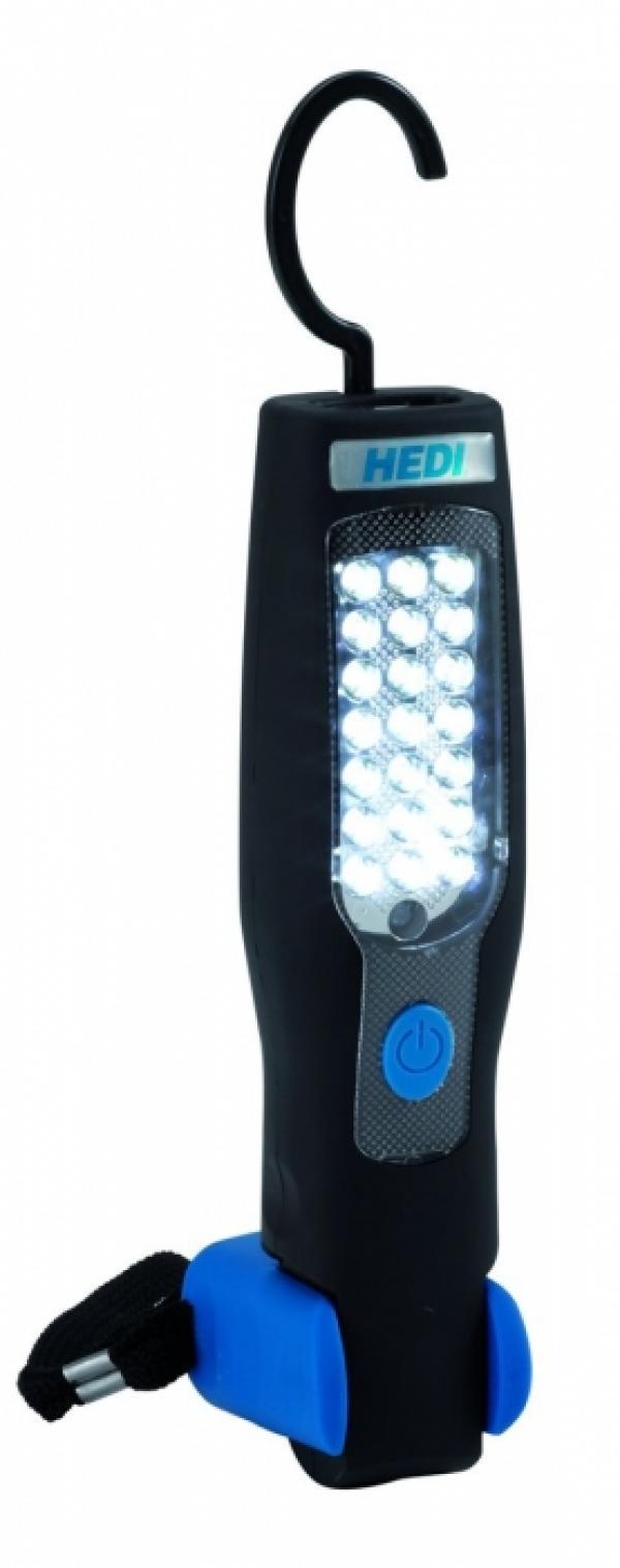 "HEDI Akku LED-Handleuchte ""Komfort"" AL521LED"