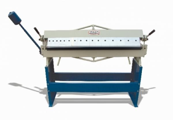 Baileigh Abkantmaschine Man 1,6mm Kapazität 1220mm BB-4816E