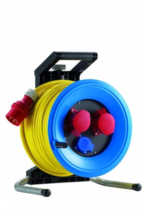 """HEDI Drehstrom-KT """"Professional PLUS 320"""", 25m H07BQ-F5G2,5, 16A K3D25162Q2T"""
