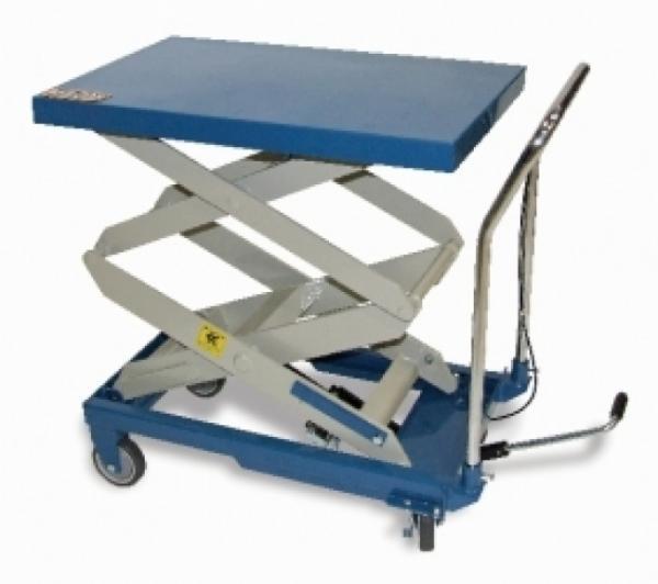Baileigh Hubtisch 820mm x 520mm Tisch B-CARTX2