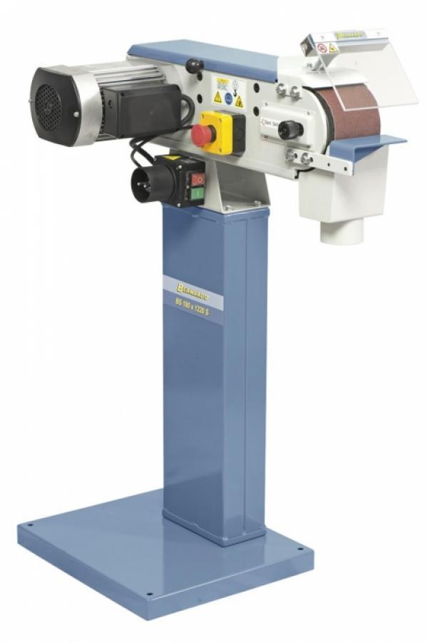 Bandschleifmaschinen BS 100 x 1220 S - 230 V