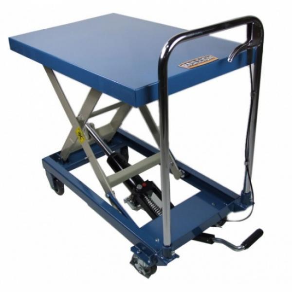 Baileigh Hubtisch 820mm x 520mm Tisch 300Kg Kapazität B-CART