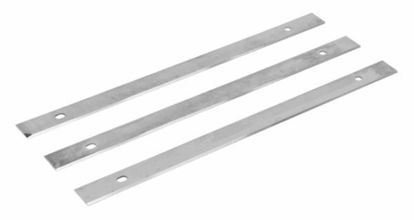 Zubehör Universal-Kombimaschinen Hobelmesserset für CU 250 F (3 Stk.)