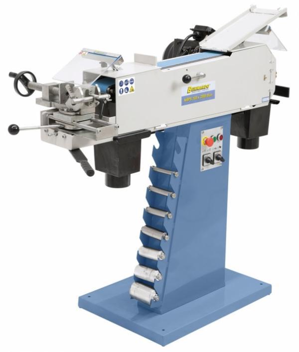 Bandschleifmaschinen KRPS 100 x 2000 Duo