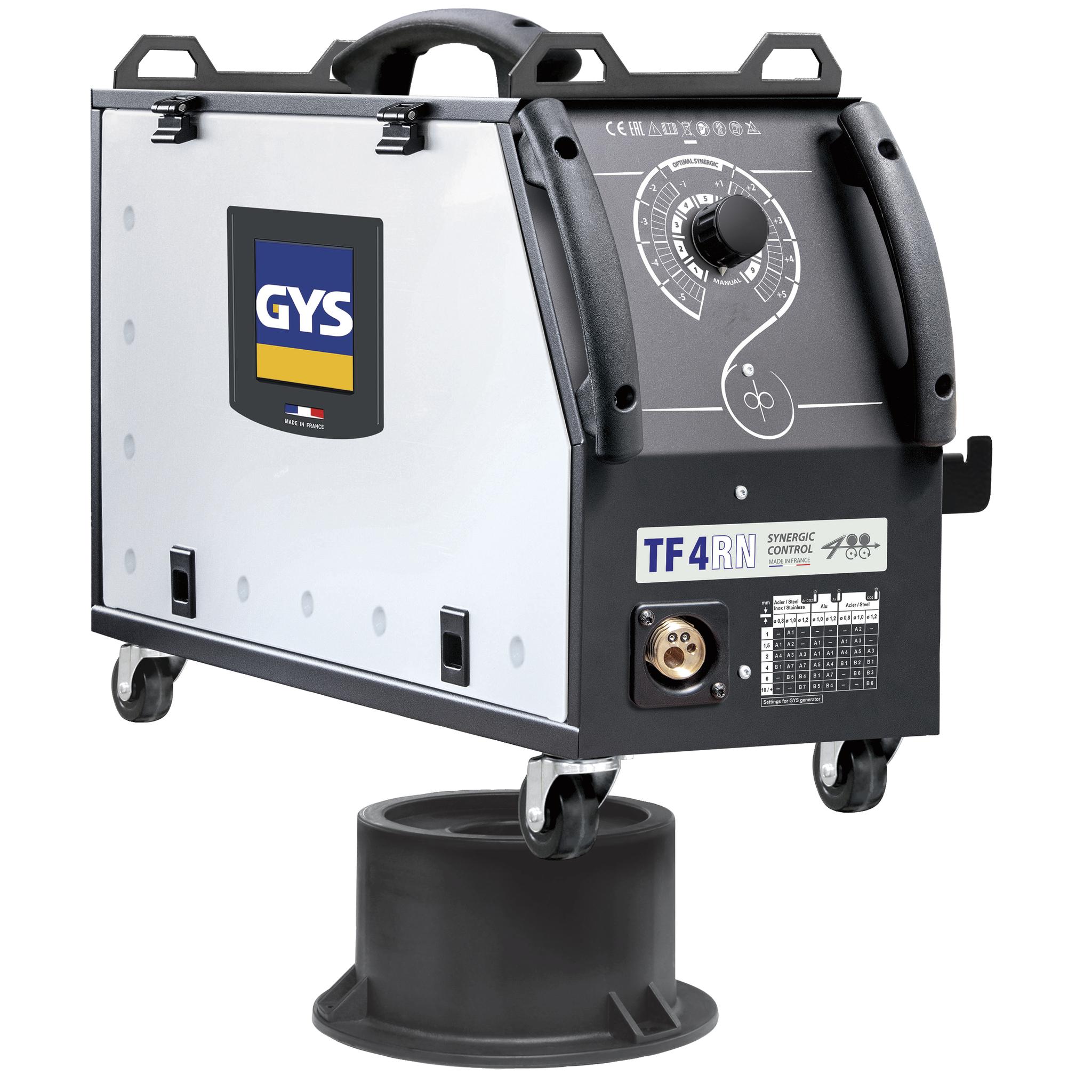 GYS Drahtvorschubkoffer TF 4RN - luftgekühlt 061699