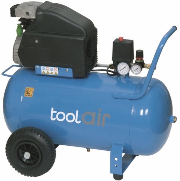 ToolAir KOMPRESSOR 496 - 50 Liter