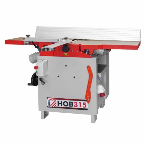 Holzmann Abricht-Dickenhobelmaschine HOB315_400V