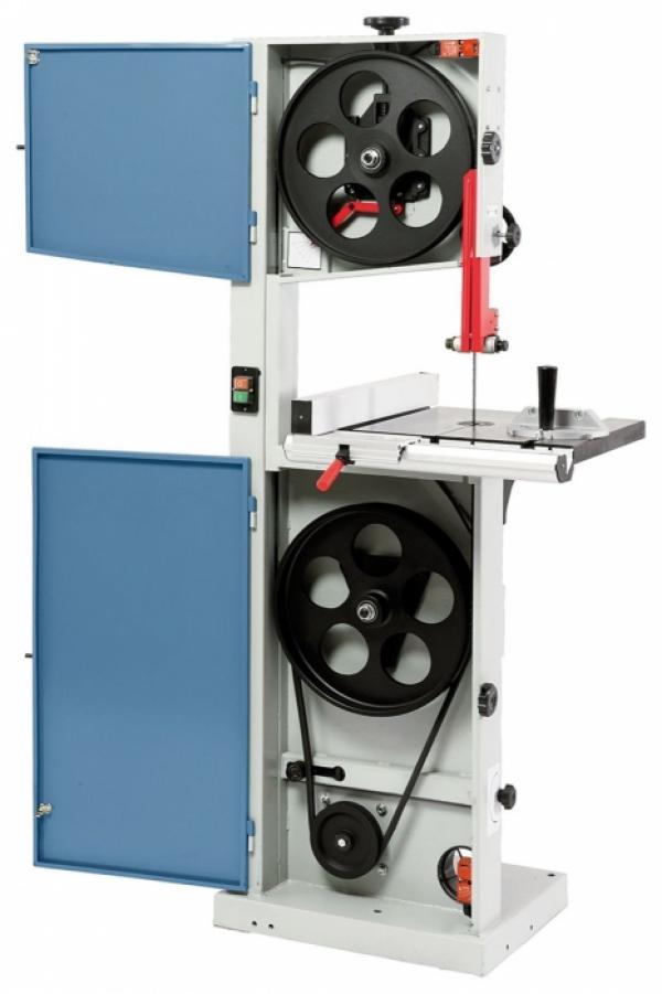 Holzbandsägemaschinen HBS 400 - 230 V