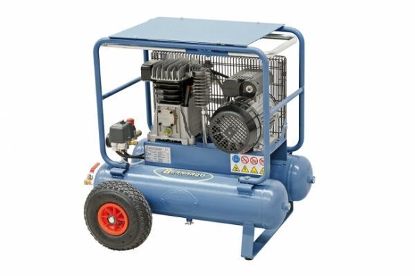 Montagekompressoren fahrbar AC17/DUO/F/W