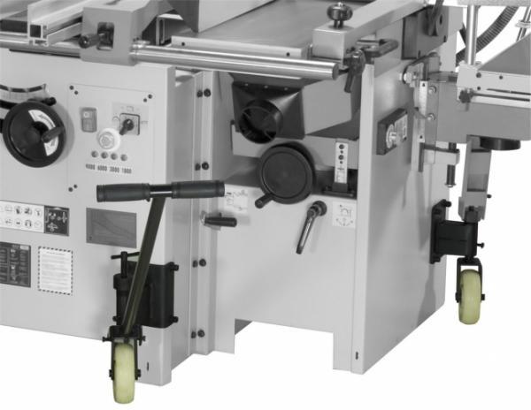 Zubehör Universal-Kombimaschinen Fahreinrichtung für CU 310 F