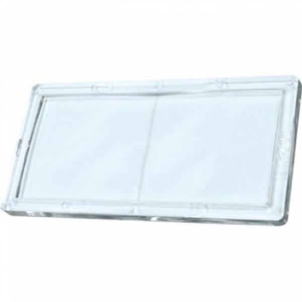 GYS 1 Vergrößerungsglas + 2, Abmessungen 107 x 51 x 4 mm (geeignet für LCD Vision 9-13)