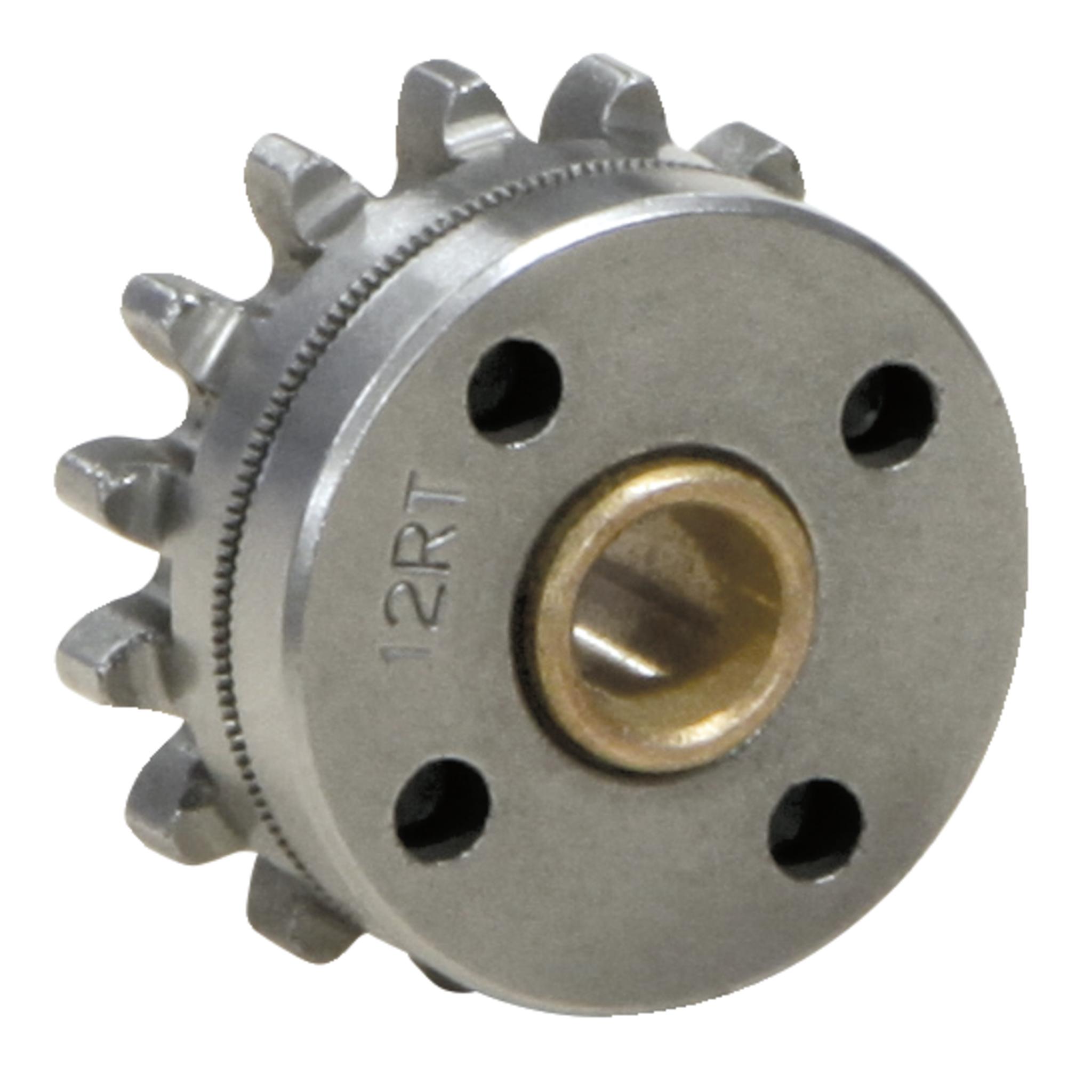 GYS 2 Vorschubrollen - Typ E glatt - Stahl / Edelstahl 038561