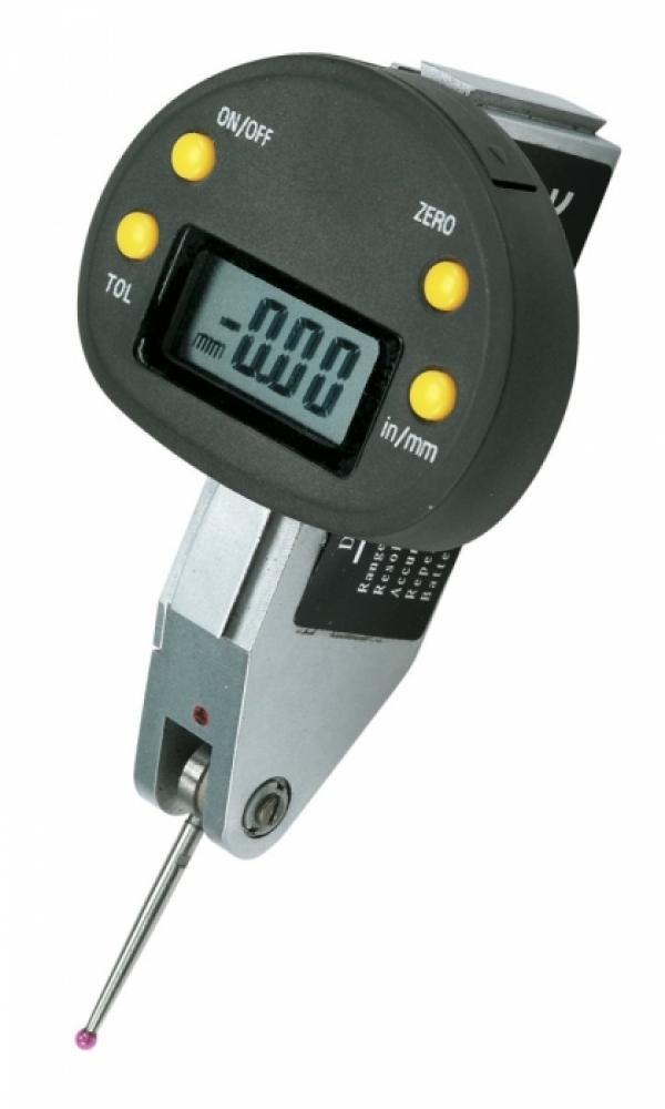 Zubehör für Bohrmaschinen Digitales Fühlhebelmessgerät 0 - 0,5 x 0,01 mm