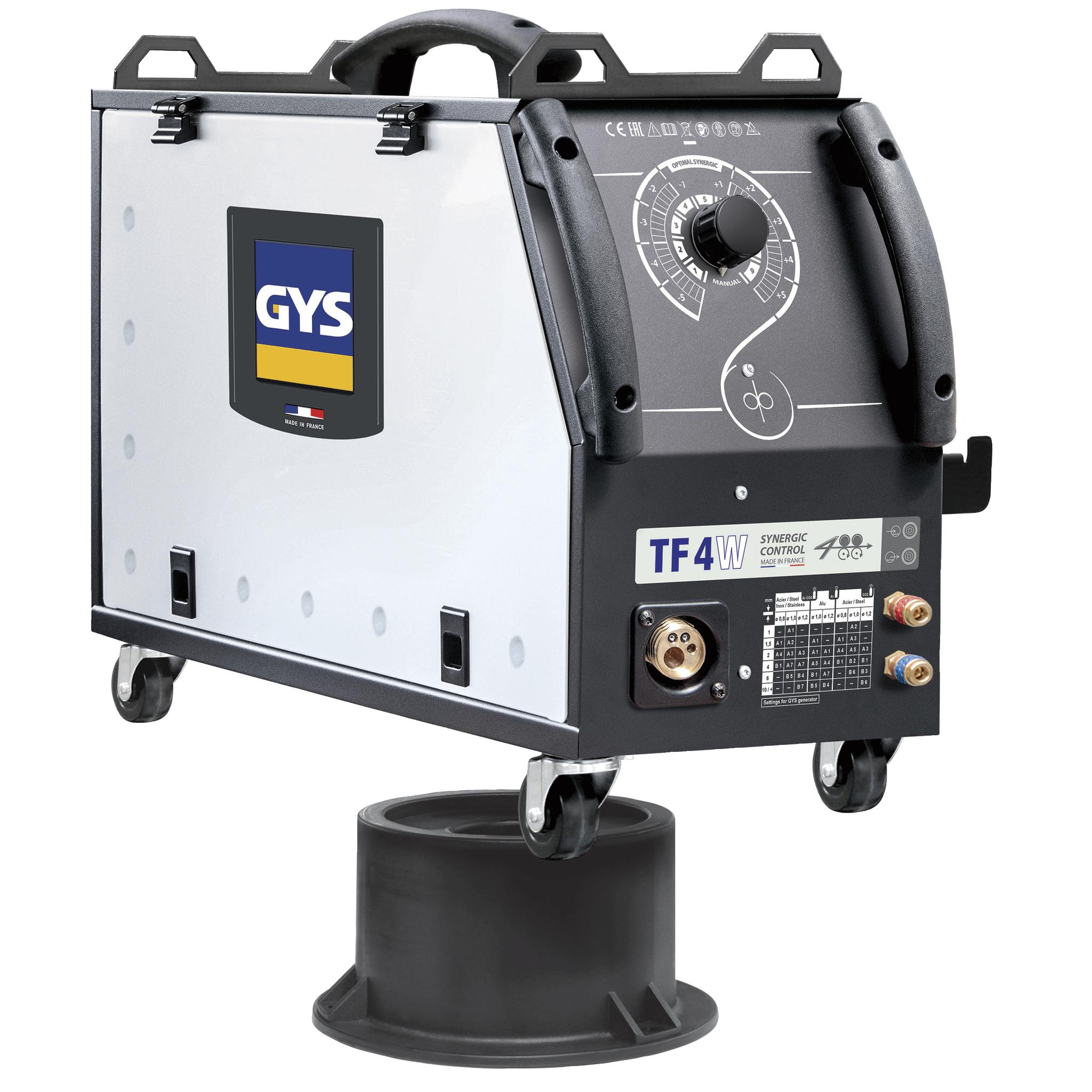 GYS Drahtvorschubkoffer TF 4W - flüssiggekühlt 061705