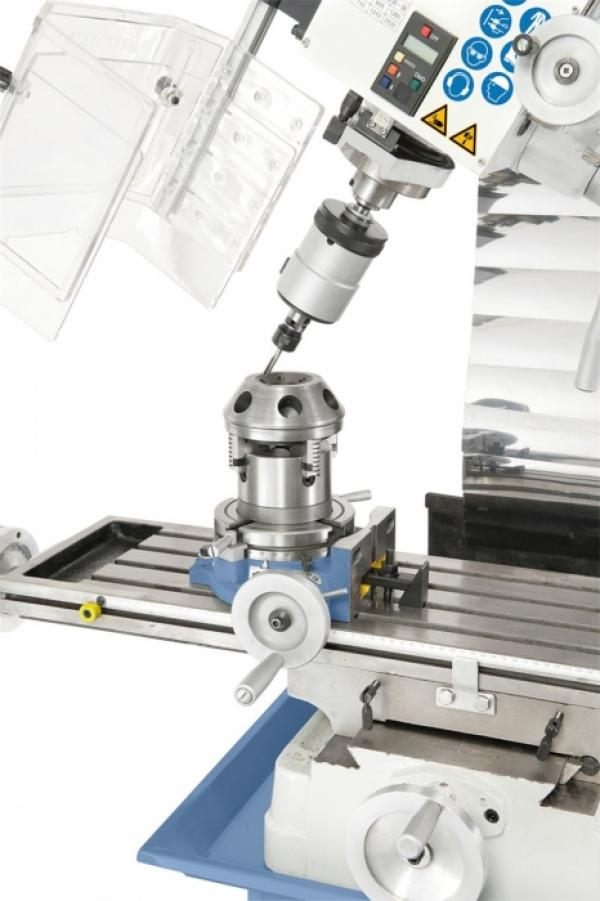 Bohr- und Fräsmaschinen FM 45 HSV inkl. 3-Achs-Digitalanzeige