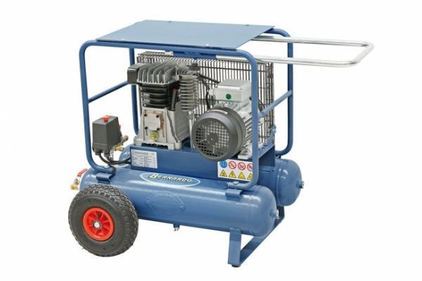 Montagekompressoren fahrbar AC17/DUO/F/D