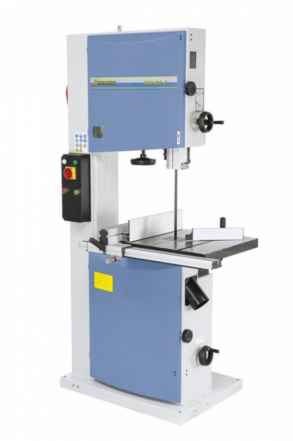 Holzbandsägemaschinen HBS 500 N