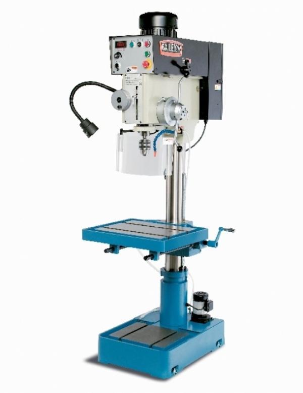 Baileigh DP-1500VS Säulenbohrmaschine mit regelb.Drehzahl Digitalanzeige u.