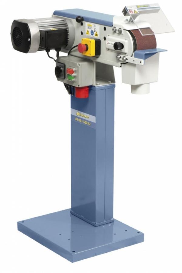 Bandschleifmaschinen BS 100 x 1220 S-2