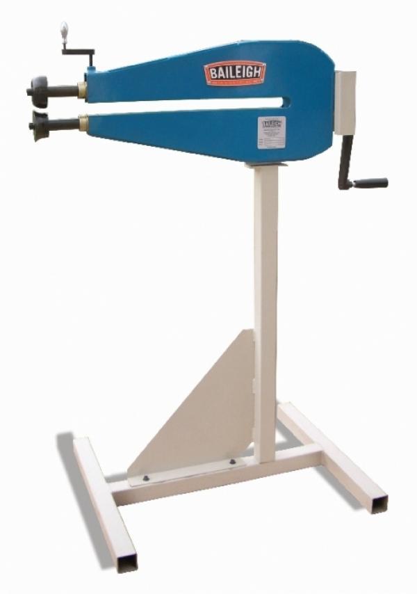 Baileigh Sickenmaschine Manuell 1,25mm Kapazität BR-18M-24