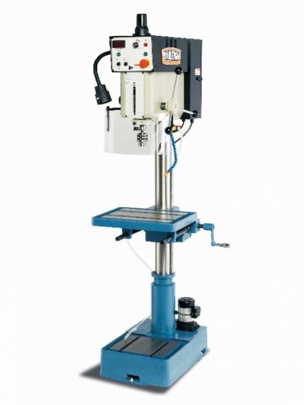 Baileigh DP-1000VS Säulenbohrmaschine regelb. Drehzahl + Digitalanzeige