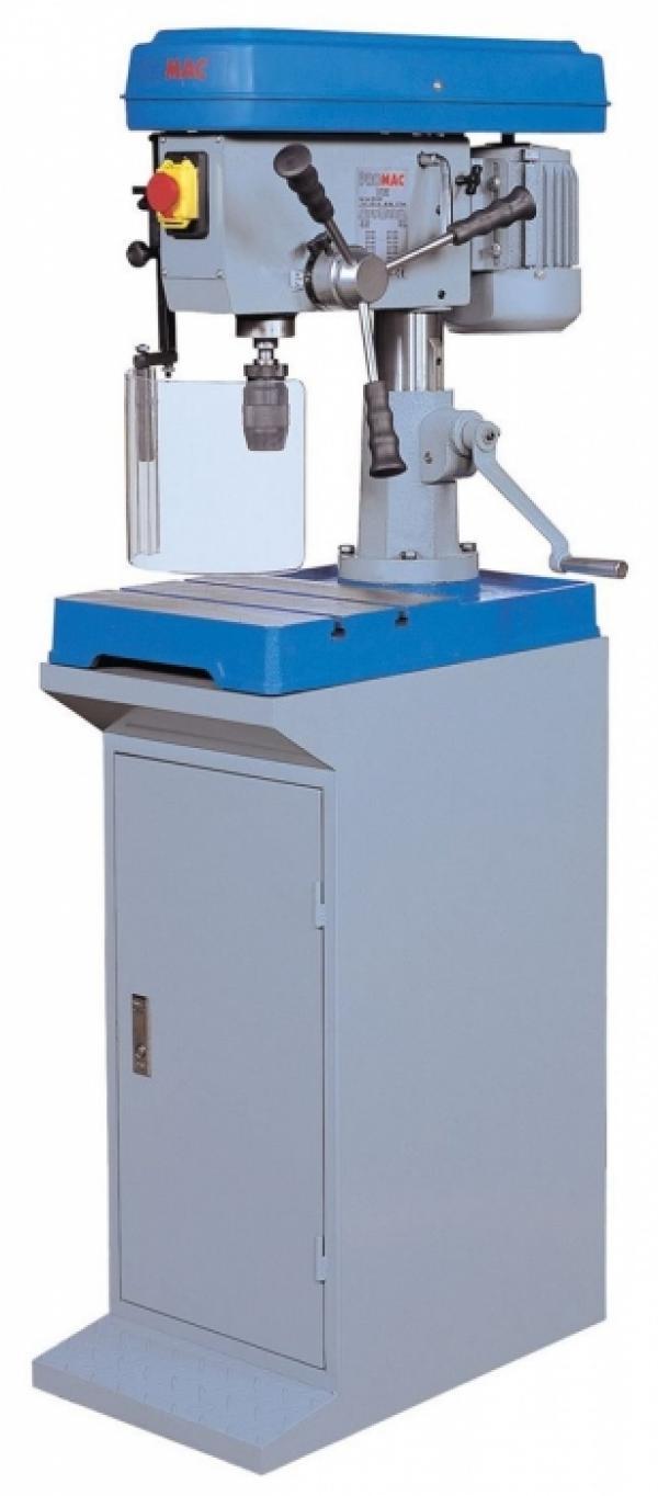 JET Promac 372E Tischbohrmaschine mit Unterschrank 230V 372-E-M