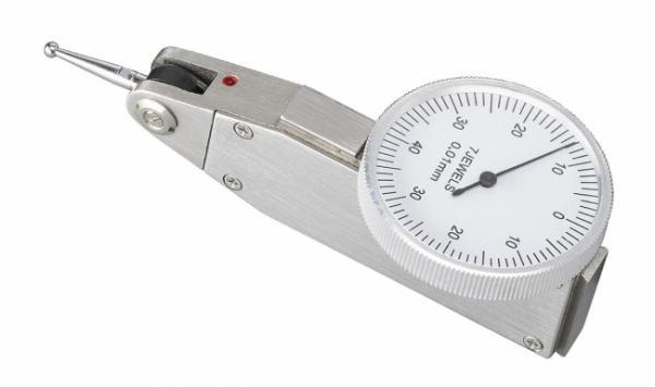 Zubehör für Bohrmaschinen Präzisions-Fühlhebelmessgerät 0 - 0,8 x 0,01 mm