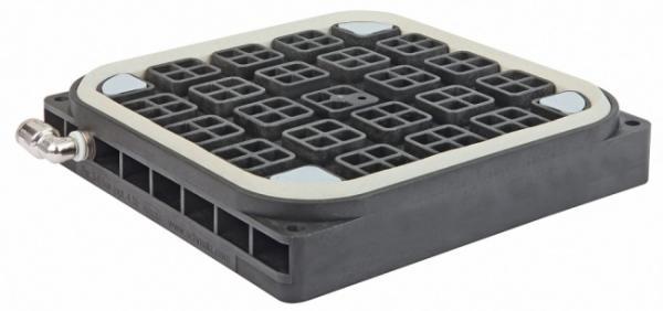 Schmalz Multi-Clamp 160x160 Saugplatte VC-M-SP 10.01.12.01836
