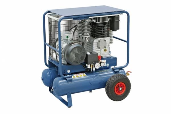 Montagekompressoren fahrbar AC35/DUO/F/D