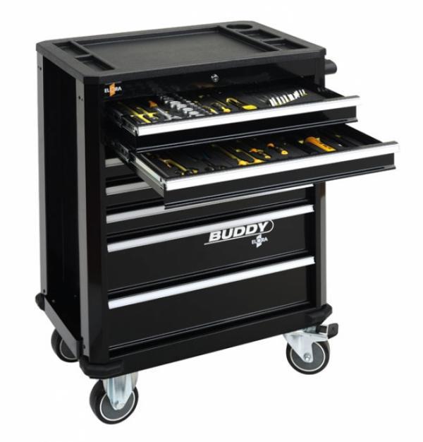 Elora Werkzeugwagen Buddy - LOT-1210 - 1210000006000