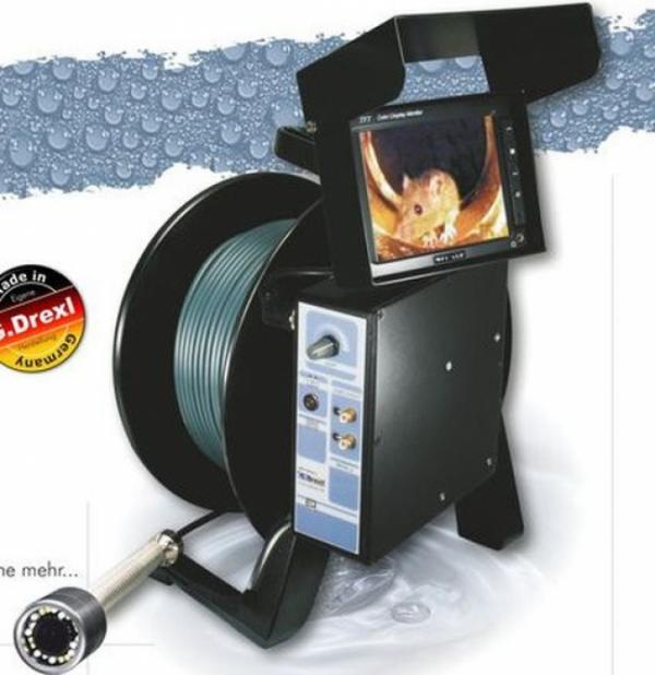 Drexl Color Rohr- u. Kanalinspektionskamera Typ 4510-ST