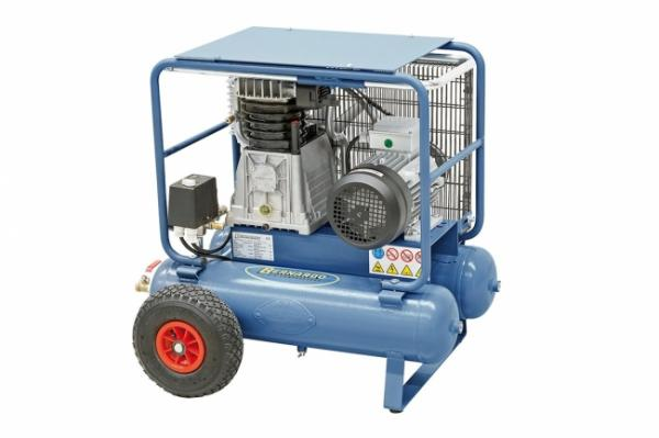 Montagekompressoren fahrbar AC28/DUO/F/D