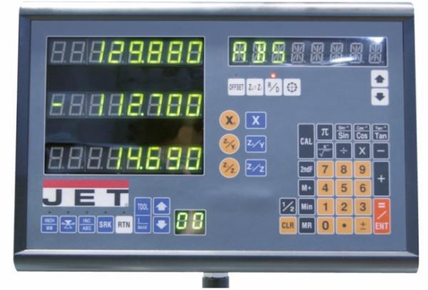 JET 3-Achs-Positionsanzeige 51000200M