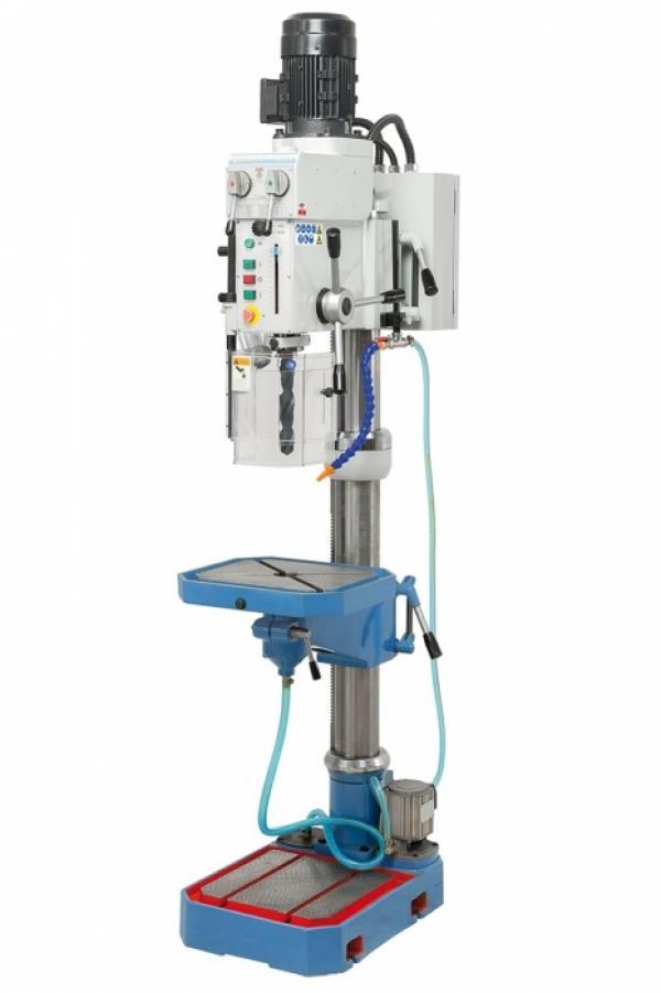 Getriebe-Tisch- und Säulenbohrmaschinen GB 30 S - mit Kühlmitteleinrichtung