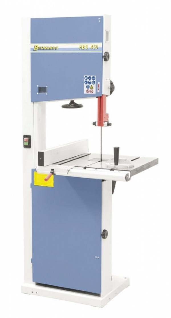 Holzbandsägemaschinen HBS 450 - 230 V