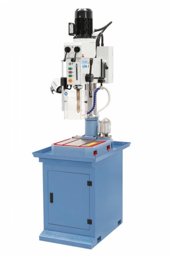 Getriebe-Tisch- und Säulenbohrmaschinen GB 30 T - mit Kühlmitteleinrichtung
