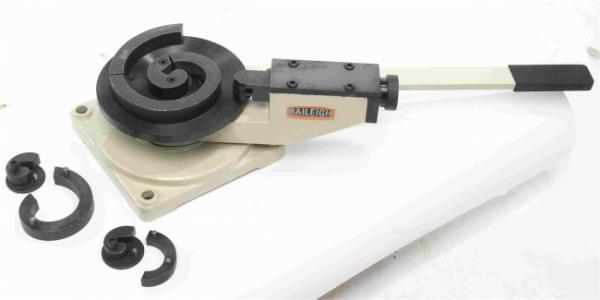 Baileigh Metallumformer Metallbieger 9,25mm Flussstahl MPB-10