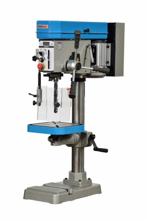 PROMAC 378VTE variable Tischbohrmaschine  mit Gewindeschneidfunktion