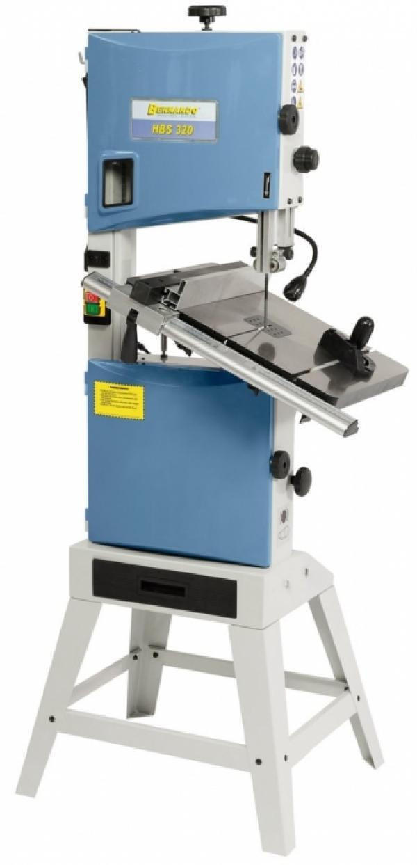 Holzbandsägemaschinen HBS 320