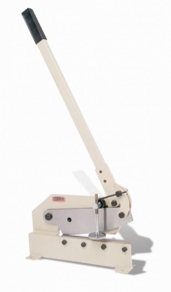 Baileigh MPS-12 Tafelschere man. 308mm 13mm Flusstahl Kapazität 70mm x 6mm