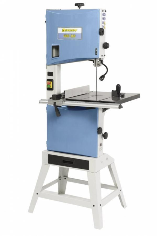 Holzbandsägemaschinen HBS 360