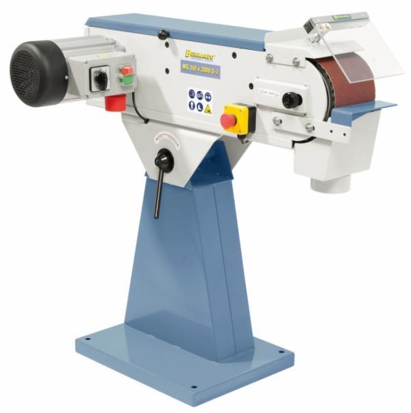 Bandschleifmaschinen MS 150 x 2000 S-2